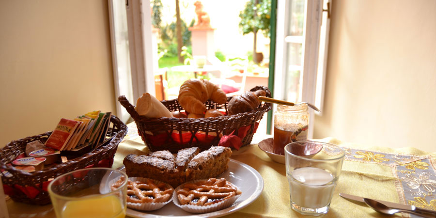 Bed and Breakfast I 2 Leoni in the garden | Florence
